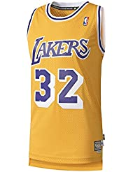 adidas Men's Shirt Los Angeles Lakers Int Retired