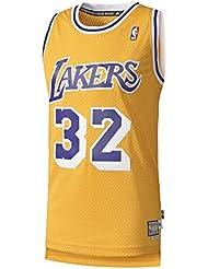 adidas Herren Trikot Los Angeles Lakers Int Retired