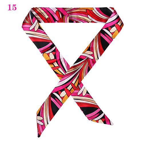 Meaningg-Tasche Teile 1 ST¨¹CK Mini Floral Schal Griff Tasche Gurtband Handtasche Zubeh?r Band Dekoration Tasche Zubeh?r -