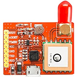 USB-Port-GPS Module, Including CP2102USB Serial Chip, Through the Serial Port or USB and Raspberry Pie to Send. Support Raspberry Pie Model A, B, A +, B +, Zero, 2,3. Self-Supporting AGPS