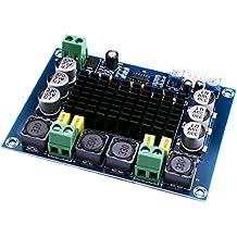 DollaTek 120Wx2 TPA3116D2 Amplificador de Potencia estéreo de Audio Digital DC12-26V AMP módulo PCB