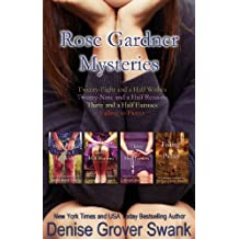 Rose Gardner Mystery Box Set #1 (English Edition)