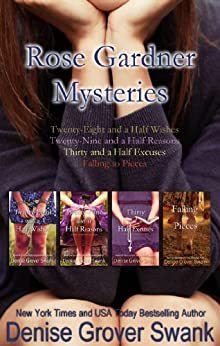 Rose Gardner Mystery Box Set #1 (English Edition) par [Swank, Denise Grover]