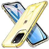 iBetter Slim Thin Protettiva per iPhone 11 Cover, Morbido TPU,Antiurto Morbida Silicone Trasparente Custodia, per iPhone 11 6.1'' Smartphone.Trasparente