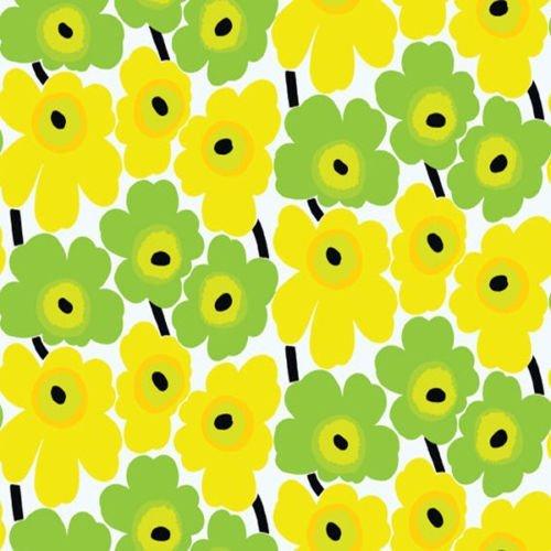 14162-marimekko-grande-flores-verde-y-amarillo-galerie-papel-pintado