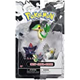 Pokemon Figure Multipack B&W Series #1 Grass Type Starter - Wave 1 B - Zorua