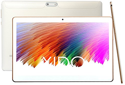 XIDO X110/3G 10 Zoll Tablet Pc – 3G – Android 5.1 Lollipop – Telefonieren – GPS – Navigation – 1GB RAM – 16GB – Kamera – Bluetooth – Laptop – Notebook - 4