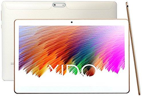XIDO X110/3G 10 Zoll Tablet Pc – 3G – Android 5.1 Lollipop – Telefonieren – GPS – Navigation – 1GB RAM – 16GB – Kamera – Bluetooth – Laptop – Notebook - 4