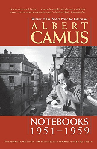 Notebooks, 1951-1959, Volume 3