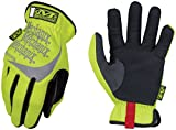 Mechanix Wear Handschuhe HS Fastfit Safety HI VIZ Grün Gr. M