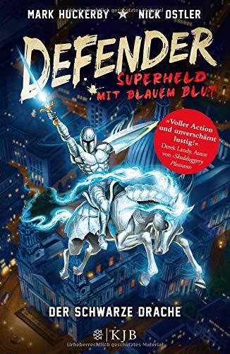 Defender - Superheld mit blauem Blut. Der Schwarze Drache (Defender Mouse)