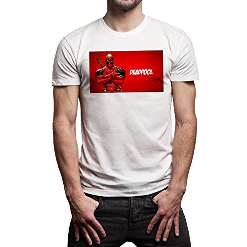Deadpool-Movie--Layer-0.jpg Herren T-Shirt Weiß