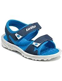 Lotto - Sandalias de vestir para niño