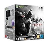 Xbox 360 S 250 GB Batman Arkham City Bundle