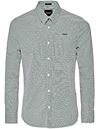 imágenes detalladas extremadamente único comprar real Amazon.es: GUESS - Camisas / Camisetas, polos y camisas: Ropa