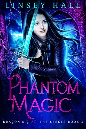 Phantom Magic (Dragon's Gift: The Seeker Book 5) (English Edition)