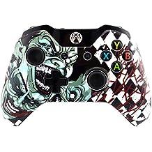 eXtremeRate Obere Hülle Case Schutzhülle Cover Oberschale Skin Schale Gehäuse für Xbox One Standard Controller mit Oder Ohne 3,5mm Anschluss(Schlechter)