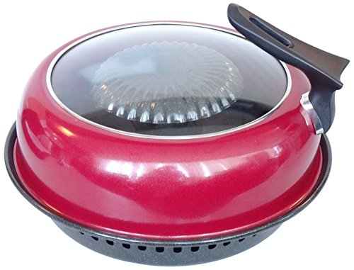 Wonderchef-Gas-Oven-Tandoor-Red-and-Black