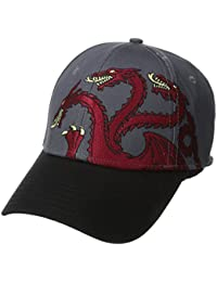 Game Of Thrones House Of Targaryen Snapback Baseball Cap