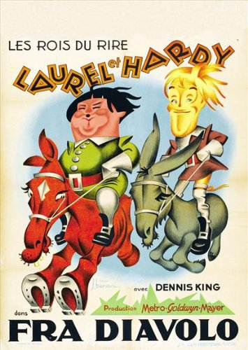 the-devils-belga-del-film-brother-69-x-102-cm-stan-laurel-oliver-hardy-dennis-king-thelma-todd-james