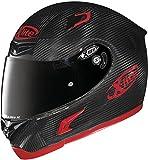 X-Lite X-802RR Ultra Carbon Puro Sport Helm, Farbe Carbon, Größe S (55/56)