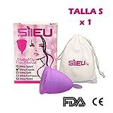 Copa menstrual Sileu Classic - Talla S - Mujeres que no han tenido...