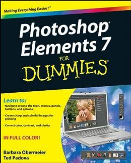Photoshop Elements 7 For Dummies par [Obermeier, Barbara, Padova, Ted]