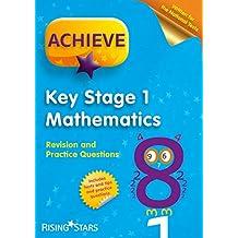 Achieve KS1 Maths Revision & Practice Questions (Achieve KS1 SATs Revision)