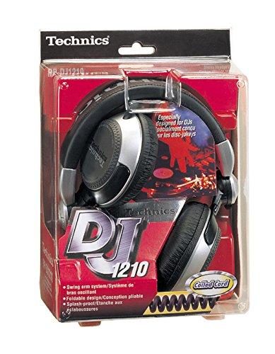Technics RP-DJ1210E-S DJ-Kopfhörer silber - 2