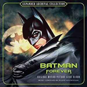 Batman Forever [Expanded] [Import anglais]