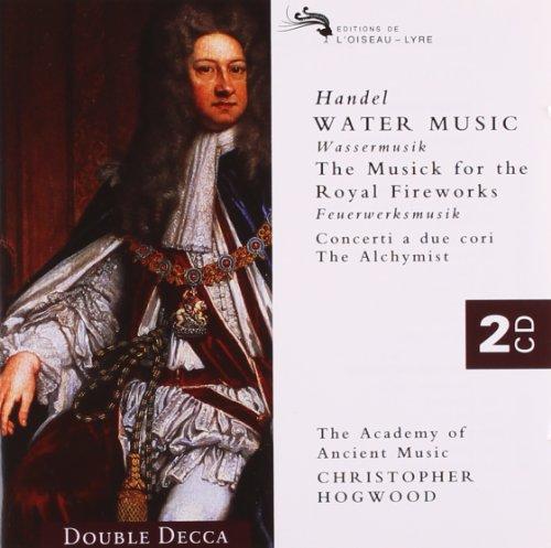 Handel: Water Music; Music for t...