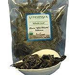 Vitaminsea Organische Wakame Vollständige Blatt - Algen Maine 226.9 G - USDA & Vegan zertifiziert - koschere - Hand geerntet vom Atlantik Küste in der Sonne getrocknet Roh & Wilden Meer Gemüse (WL 8)