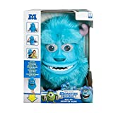Disney Monsters University Childrens Sulley Monster Mask Moving Eyebrows Mouth