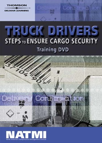 Truck Drivers: Steps to Ensure Cargo Security (Automotive Multimedia Solutions) por Thomson Delmar Learning