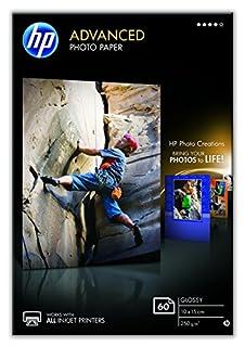 HP Q8008A - Papel fotográfico (250 g/m², Negro, Azul, Color blanco, 40 - 60%, 15 - 30 °C, 0 - 40 °C, 10 - 80%) (B000ILYXS6) | Amazon price tracker / tracking, Amazon price history charts, Amazon price watches, Amazon price drop alerts