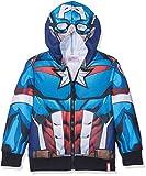 Avengers One & Only One Hero Felpa, Blu (Blue 195), 6 Anni (Taglia Produttore: 6Y) Bambino