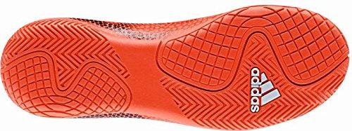 adidas F5 IN J B40977 Unisex - bambino Scarpe sportive Nero / Grigio
