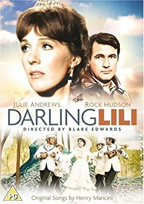 Darling Lili [DVD] by Julie Andrews