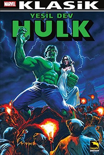 Yesil Dev Hulk Klasik - Cilt 2