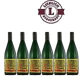Weißwein Weingut Knebel-Lehnigk Riesling Winninger Weinhex lieblich 2016 ( 6 x 1,0 l ) - VERSANDKOSTENFREI -