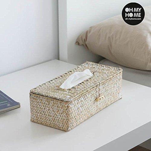 Caja Decorativa para Pañuelos Oh My Home