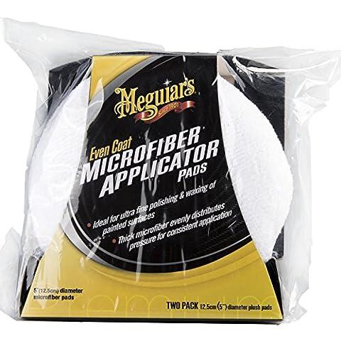 Meguiar's Even Coat Applicator - Auto-Pflegeschwamm 2er-Pack