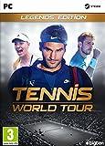 Tennis World Tour Legends Edition : PC DVD ROM , ML