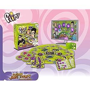 El Gran Juego De Flipy con DVD