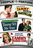 Tammy Triple Feature (Tammy and the Bachelor / Tammy Tell Me True / Tammy and the Doctor) [Import italien]