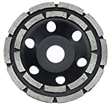 125 mm Diamond Grinding Cup Wheel Concrete Granite 20 Segments Grinding Disc
