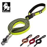 j-power Hände frei Running Dog Leine, strapazierfähiger Neylon aus Hunde Jogging Leine für Walking/Runnning/Wandern/Joggen, für kleine Hunde, Mittelgroße Hunde und große Hunde
