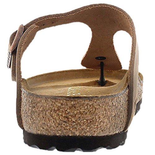 Birkenstock Gizeh 743323, Tongs Antique Brown