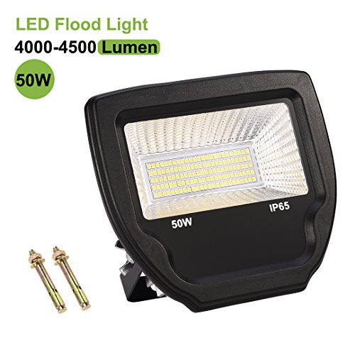 progreen-50w-3000k-4200lm-ip66-waterproof-outdoor-led-security-floodlightsnew-revolution-product-led