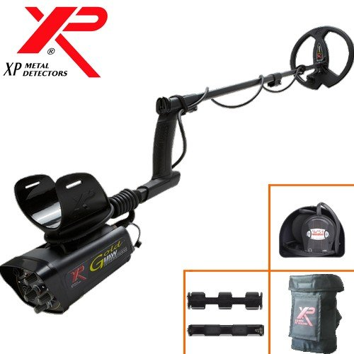 Metal Detectors Xp-Detector De metales Maxx-Power Gold